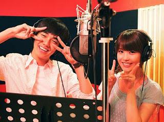 IU & Yoo Seungho