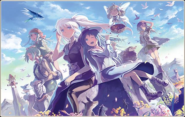 mabinogi gameplay