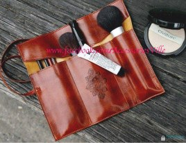 Twilight makeup brush pouch/ case kit