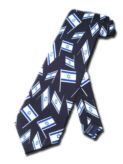Corbata banderas
