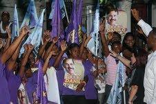 Movimiento Creciendo con Danilo juramenta cientos de mujeres en San Gregorio de Nigua