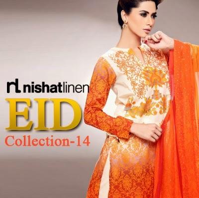 Nishat-Linen Summer Collection EID Dresses
