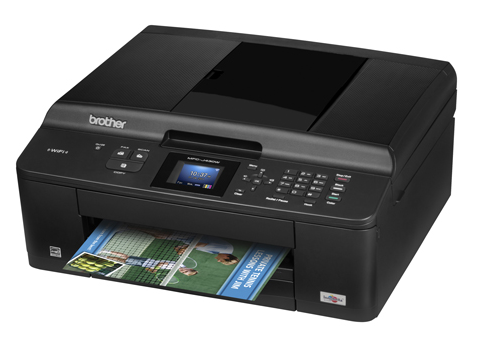 Brother MFC-J430W Printer Free Driver Download