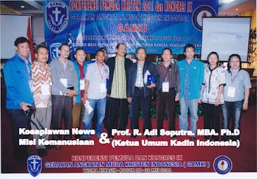 KOSAPLAWAN NEWS BERSAMA KETUA UMUM KADIN INDONESIA