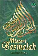 toko buku rahma: buku MISTERI BASMALAH, pengarang samsurrohman al kalanji, penerbit amzah