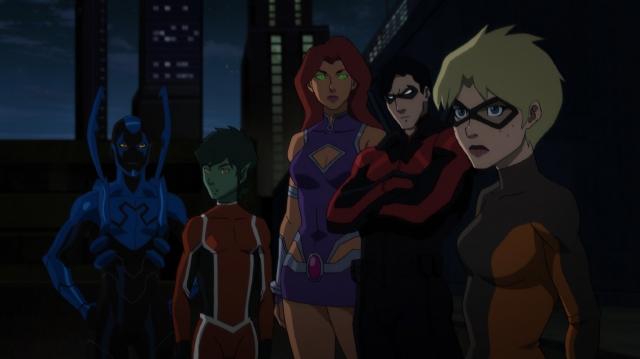 Hình ảnh phim Teen Titans: Thỏa Thuận Judas