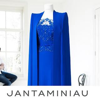 Queen Maxima wore Jan Taminiau Dress