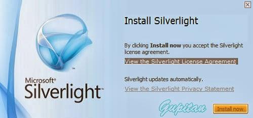 Pengertian Mengatasi Microsoft Silverlight