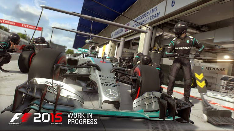 H Formula 1 έρχεται στη νέα γενιά με το F1 2015