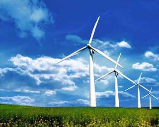 توليد الكهرباء بواسطة طاقة الرياح