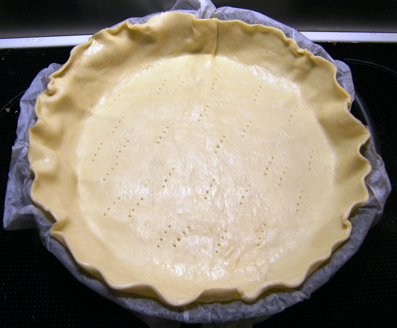 Comer rico y sano pastel de puerros y queso de cabra - Queso de cabra y colesterol ...