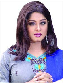 femele celebrity of bangladesh