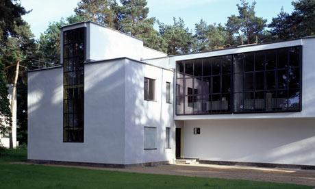 Bauhaus architektura