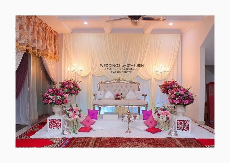 2013 Gabungan Tema Warna-warna Pastel 2013 Majlis Pernikahan & Majlis