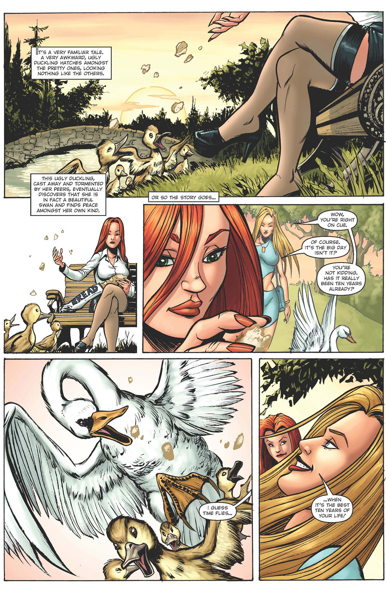 Grimm Fairy Tales (2005) Issue #28 #31 - English 3