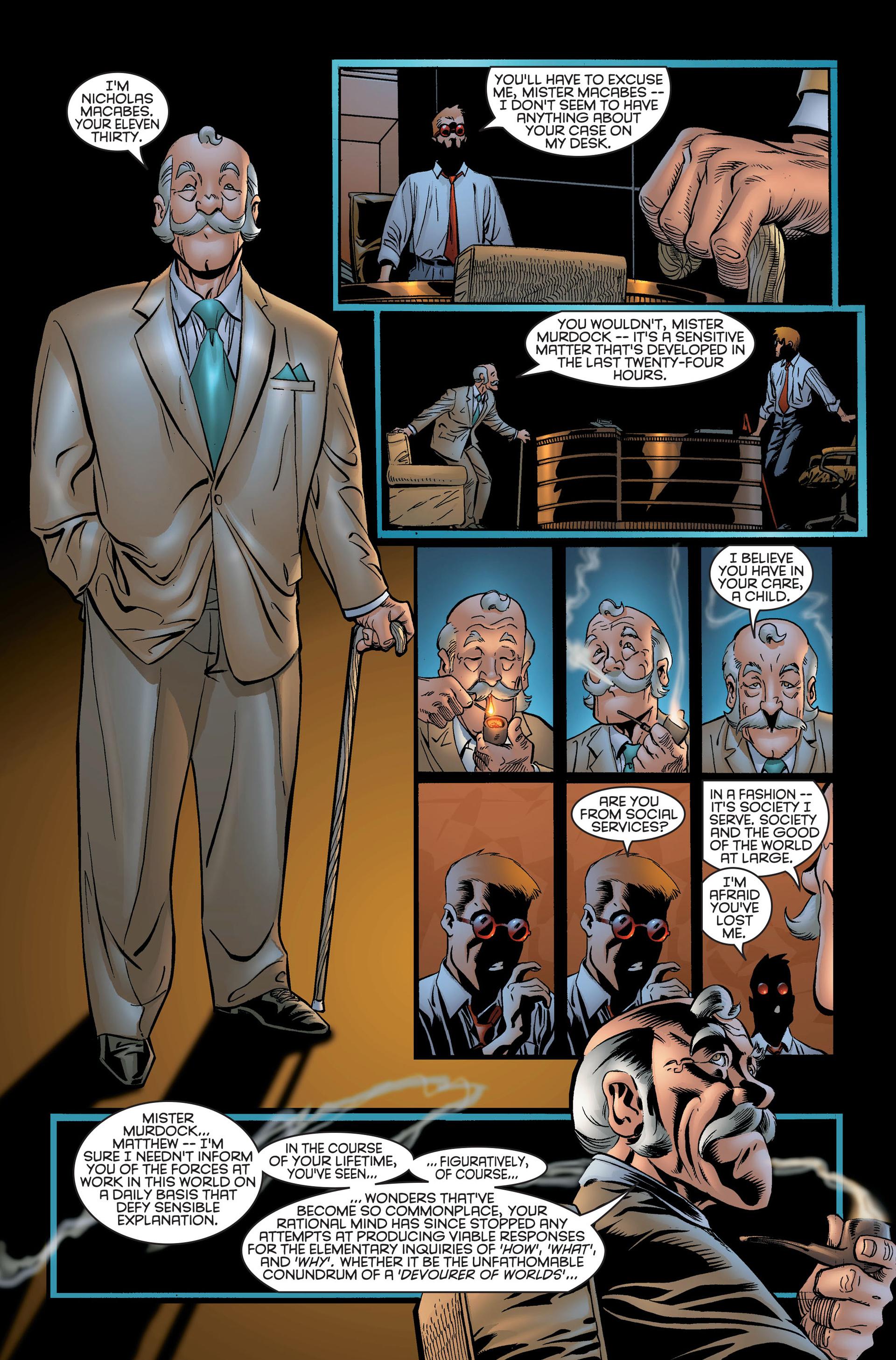 Read online Daredevil (1998) comic -  Issue #2 - 7