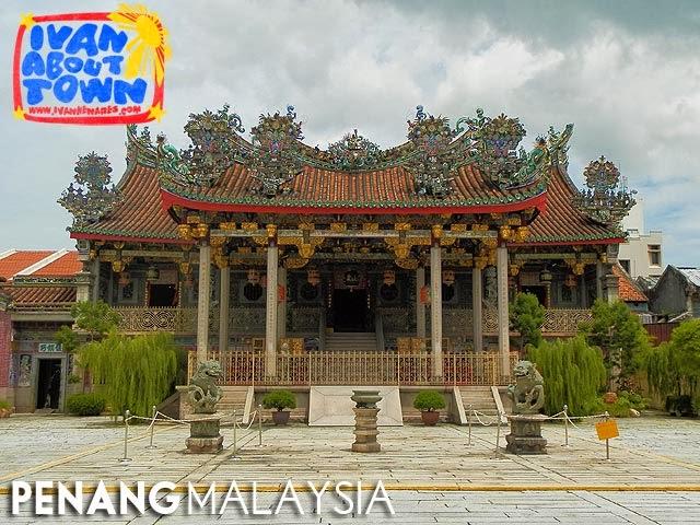 Khoo Kongsi, Penang, Malaysia
