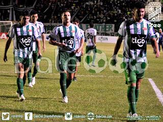 Oriente Petrolero - Sergio Almirón - Hugo Souza - Ronald Raldes - Alan Mercado - DaleOoo.com web del Club Oriente Petrolero