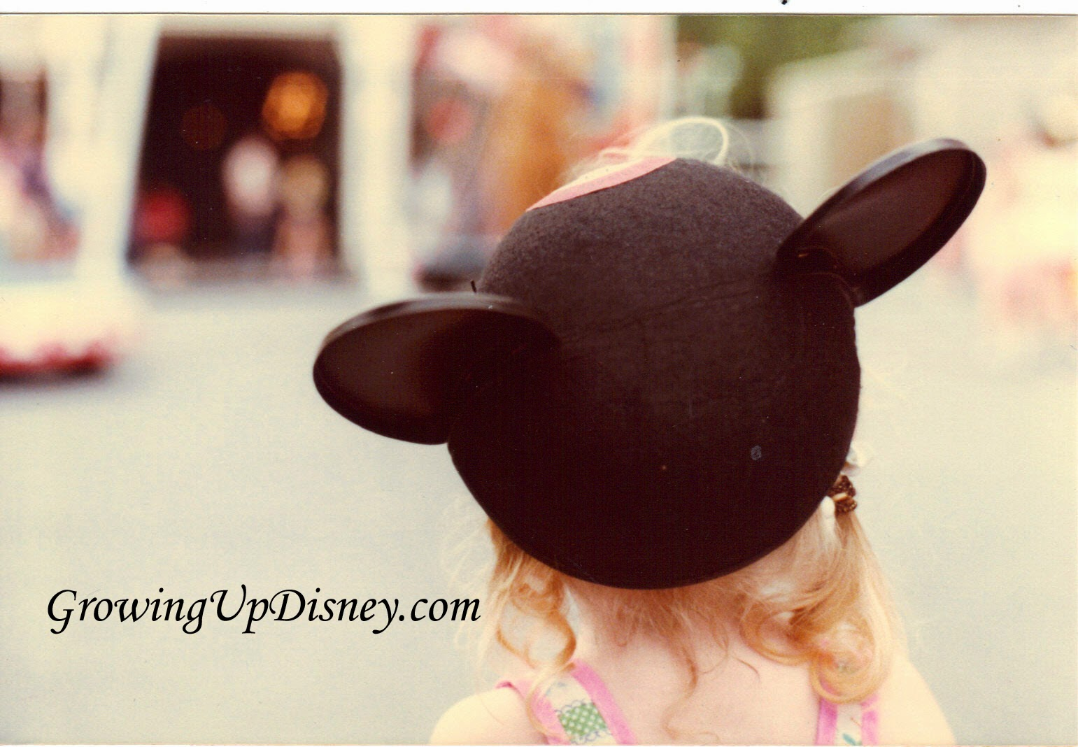 Mickey Ear Hat Walt Disney World