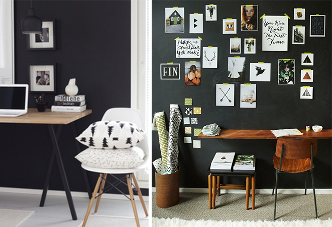 dream office 5 amazing. Dream Office Want Items #5-#6: A Dark Wall And Simple Patterned Pillows 5 Amazing