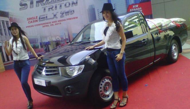 Harga Triton 2WD Jambi