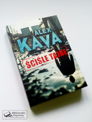 "Alex Kava - ""Ściśle tajne"""
