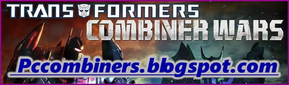 Combiners Wars Here @ Pccombiners