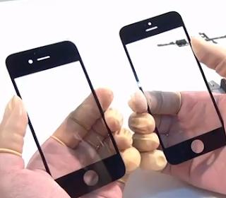 iPhone 5 Screen Leaked
