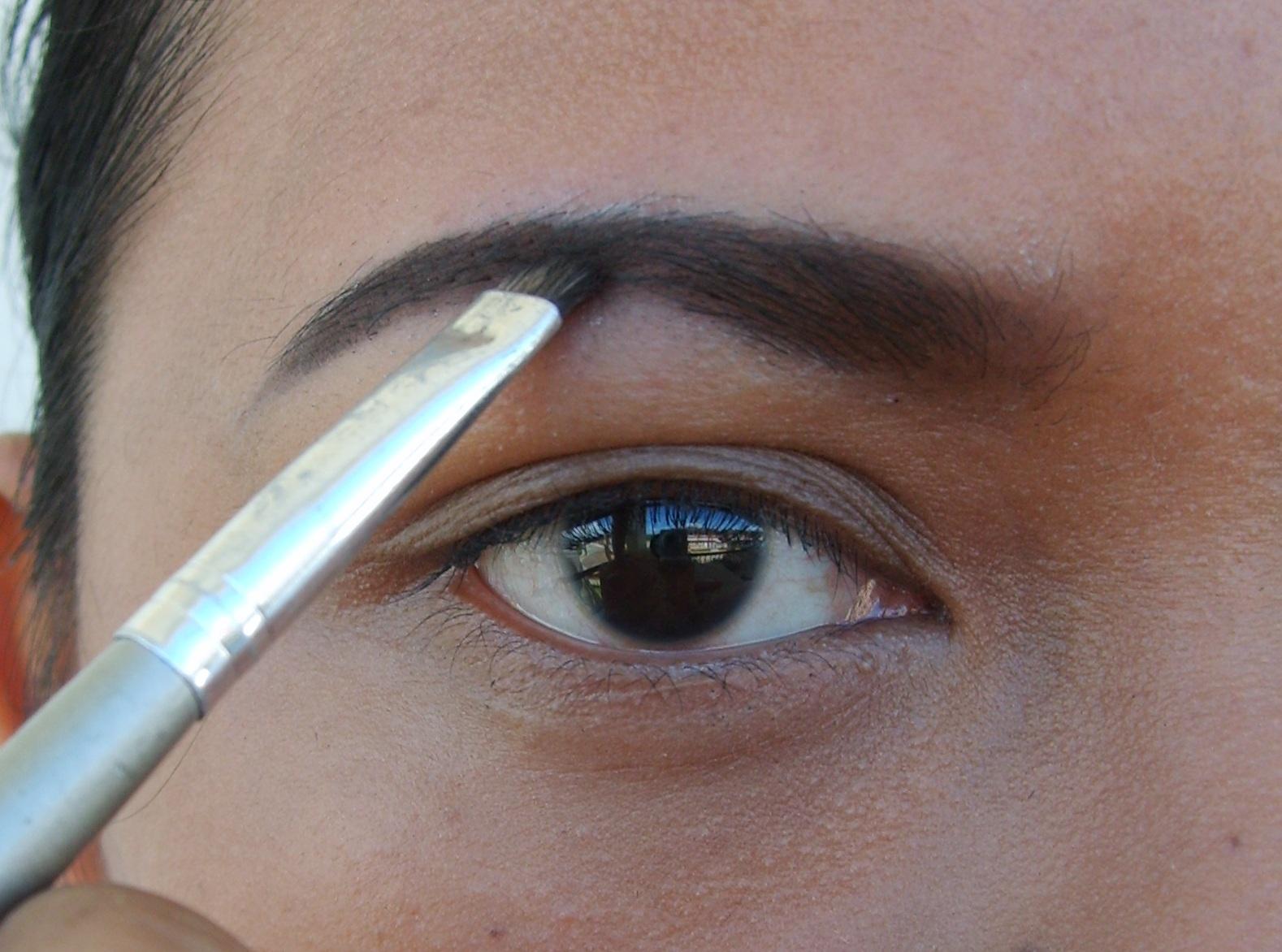 Blend it make up by glacey loiz eyebrow makeup tutorial baditri Images