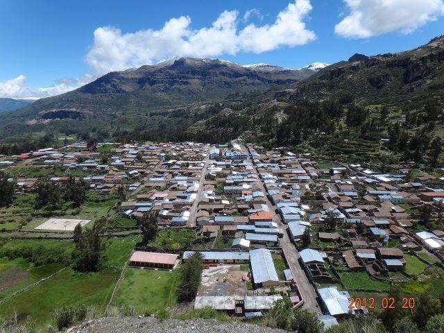Fotos andamarca lucanas ayacucho 71