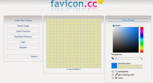 Creative Image Creation Ideas: Favicon Maker
