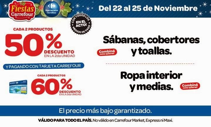 Ofertas y promos en argentina ofertas carrefour fin de semana - Ropa interior carrefour ...