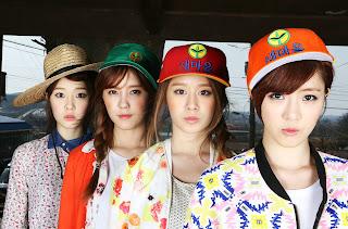 T-ara N4 Jeon Won Diary 전원일기 pics 4