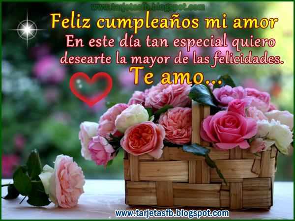 Cumpleaños para esposa - Imagui