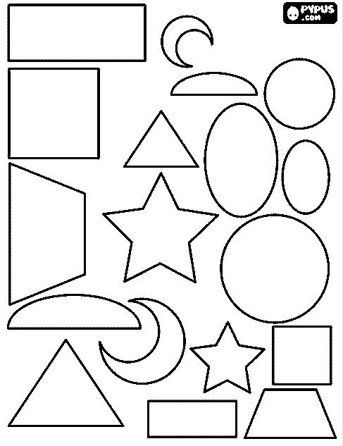 Ba da web desenhos de formas geom tricas para pintar - Maneras de pintar ...