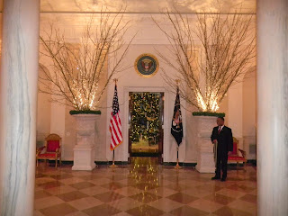 whitehouse reception