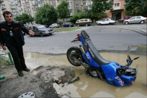 Funny Auto Fails Pictures
