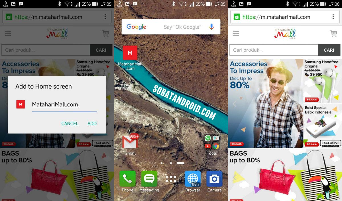Download Aplikasi Android MatahariMall.com Apk Terbaru Update