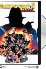 Watch Police Academy 6: City Under Siege 1989 Megavideo Movie Online