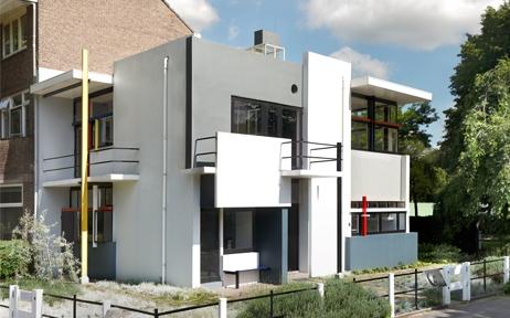 Stoel Gerrit Rietveld : Analyses gerrit rietveld: schröderhuis