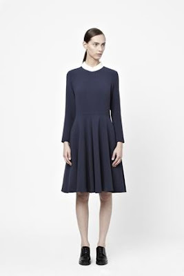 COS Collar Dress