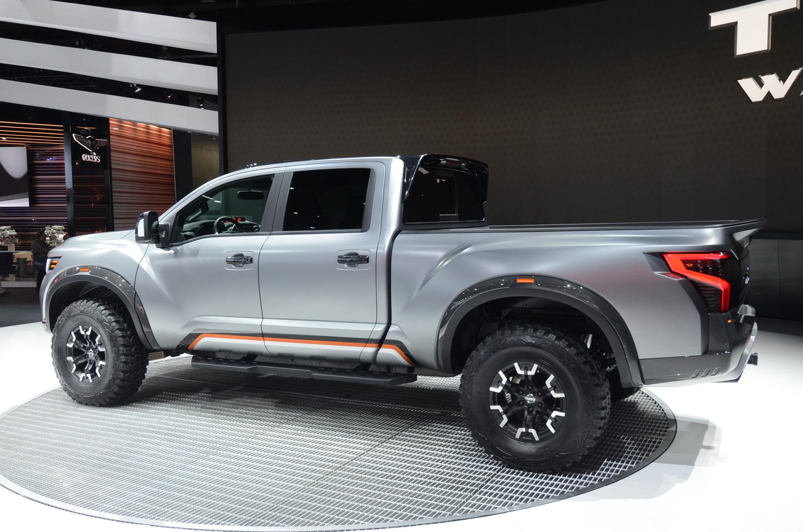 Nissan's Titan Warrior Concept Is Proof We Need More Baja ...