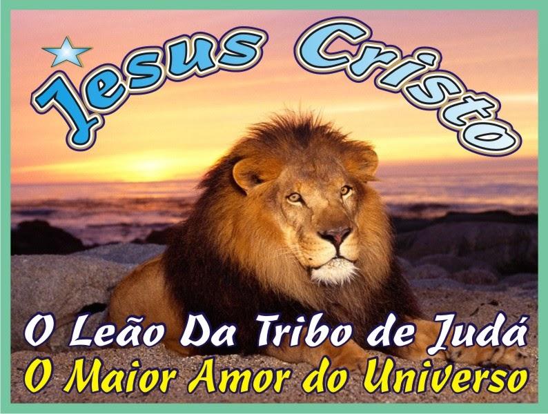O Leão Da Tribo De Judá Jesus
