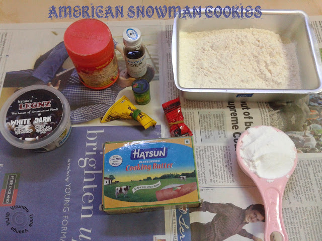 Ingredients-to-make-American-snowman-cookies copy