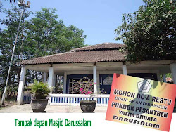 Masjid Darussalam bedali