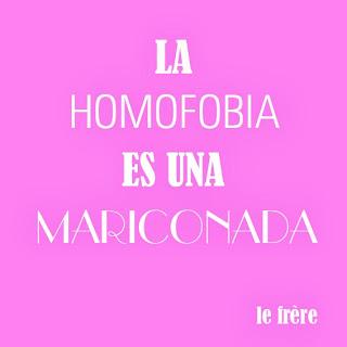 """homofobia"", ""intolerancia"""
