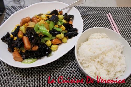 La Cuisine De Veronica 素晚餐