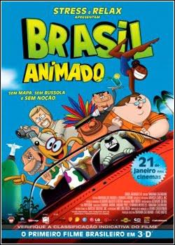 Filme Brasil Animado   Nacional