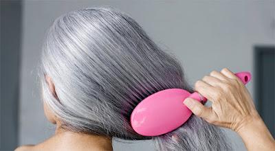 اغذية مفيدة للوقاية وعلاج الشعر الابيض