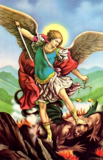 Archangel Michael, The Protector: